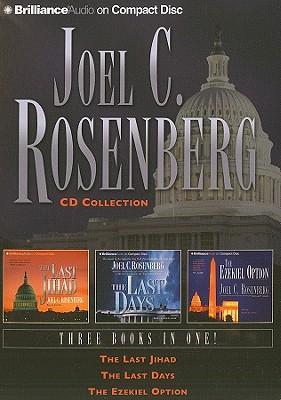 [CD] Joel C. Rosenberg Cd Collection By Rosenberg, Joel C.
